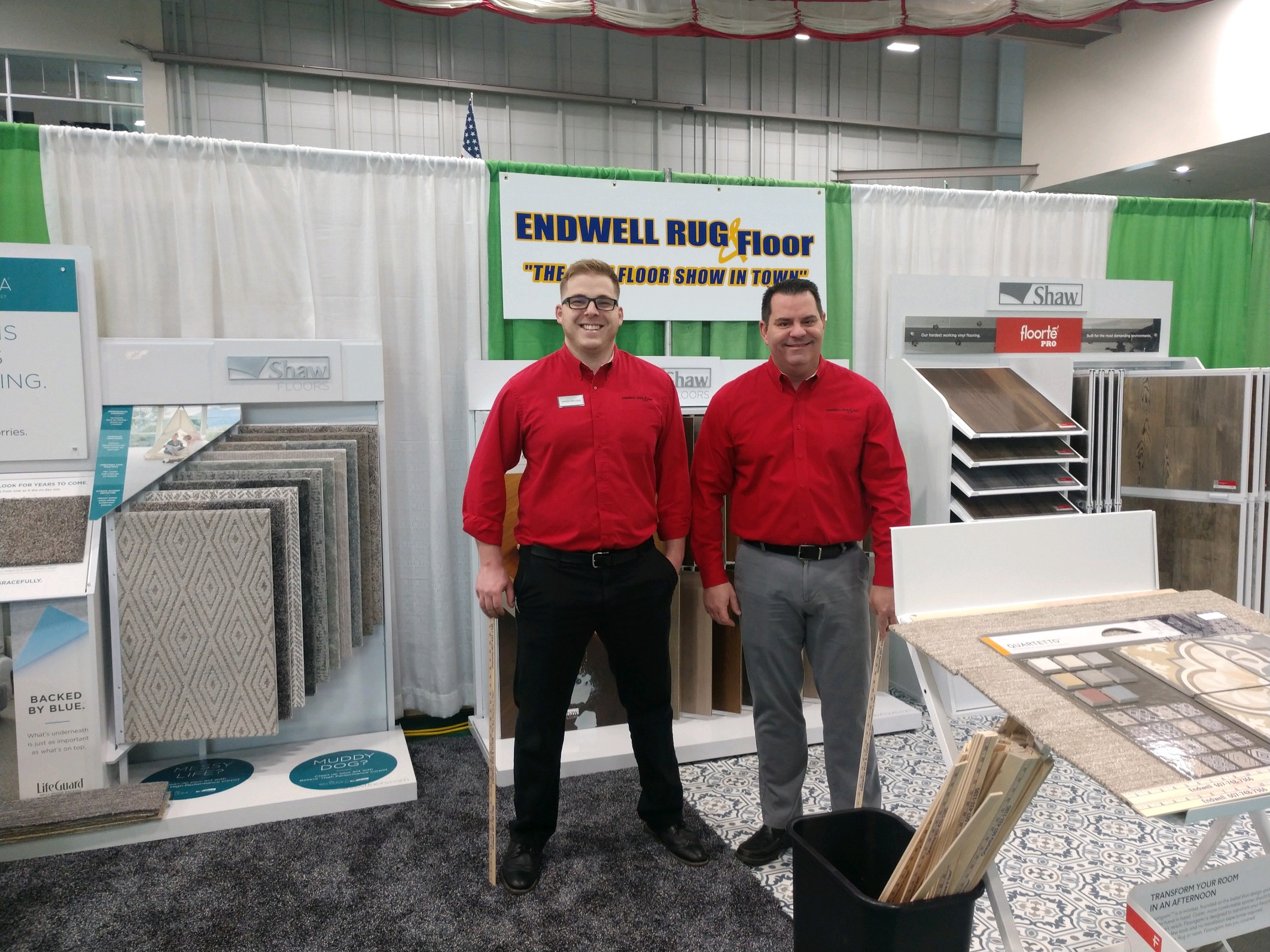 Welcome To Endwell Rug In Endicott